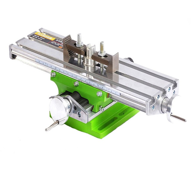 Hobby Electronics Milling Benches